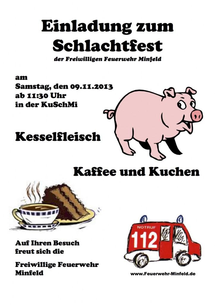 schlachtfest2013