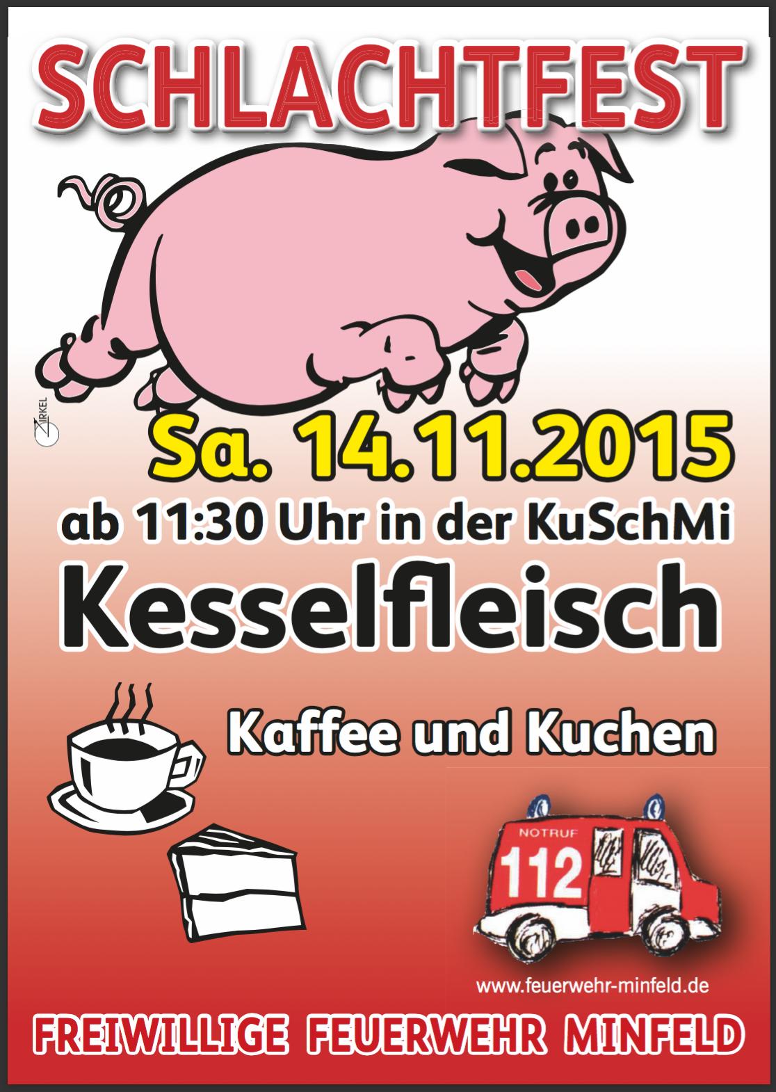Schlachtfest 2015