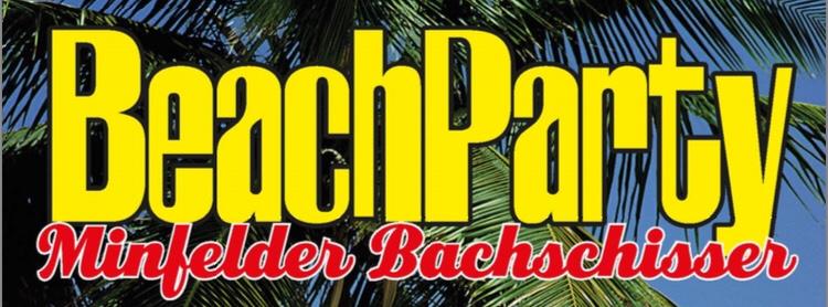 Nachtrag Beachparty 2018