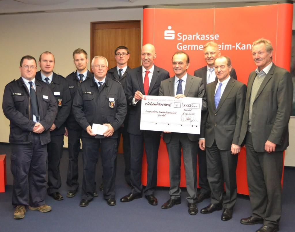 Die Feuerwehren der Verbandsgemeinde Kandel