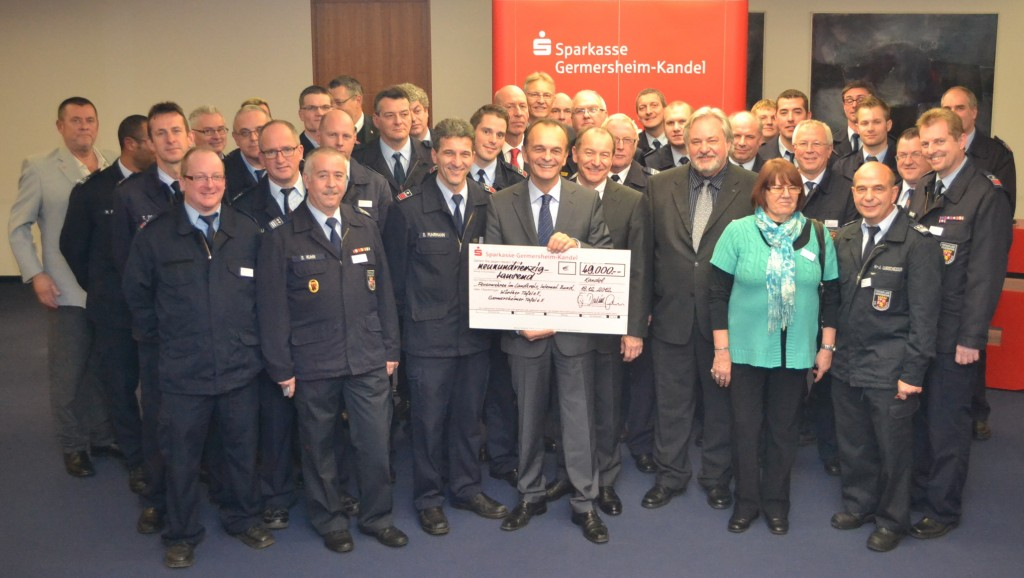 Spende an den internationalen Bund und an die Tafeln in Wörth und Germersheim