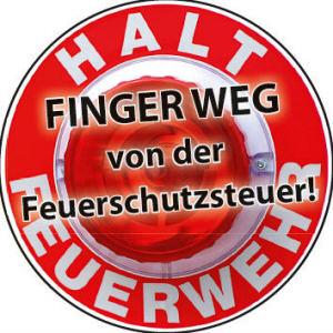 Finger weg Logo