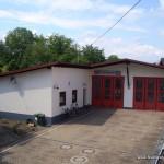 Gerätehaus der Feuerwehr Minfeld 2010