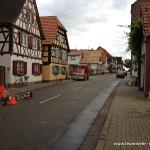 Unwetter-Einsatz am 11.06.2012